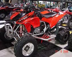 2006 trx 450r