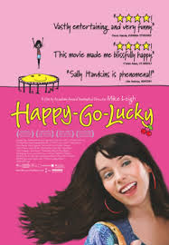 happy go lucky poster