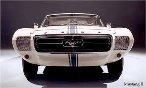 1963 ford mustang