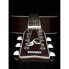 acoustic yamaha guitar