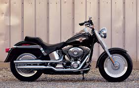 fat boy motorcycles