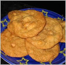 butterscotch cookie
