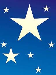 stars stencils