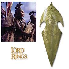 lord of the rings shields