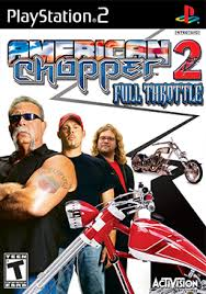 american chopper full throttle