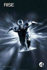 fantastic four rise of the silver surfer movie