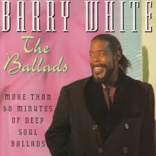 Barry White - Master Of Ballads #2