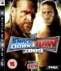smackdown vs raw wrestling