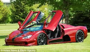 1000 horsepower car
