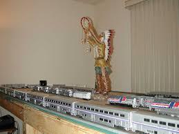 amtrak model train
