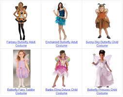 butterflies costume