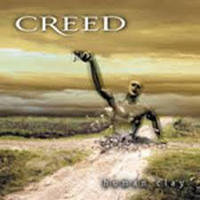 creed with arms wide open