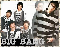 big bang backgrounds