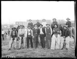 Photographs of Cowboys