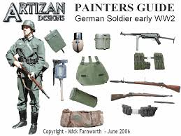 german soldiers uniforms
