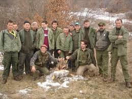 lov na vuka