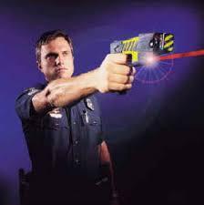cop tasers