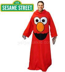 elmo fleece