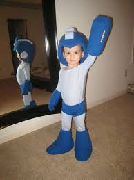 mega man costumes