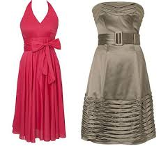 dresses for events