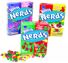 nerds candy flavors