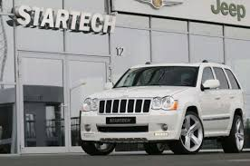 jeep grand cherokee startech