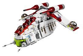 clone wars lego set