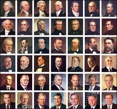 all usa presidents