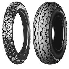 classic motorcycle tire
