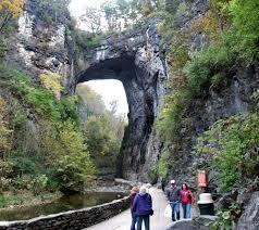 natural bridge pictures