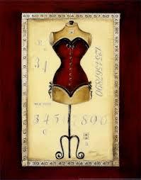 corset art