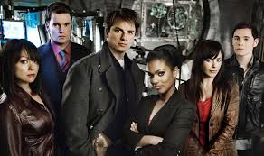 Torchwood, the British sci-fi