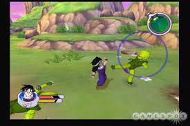 dragonball z the games
