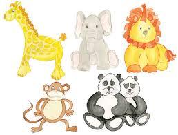 babies stuffed animals