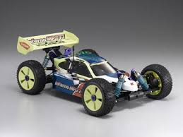 gas powerd rc