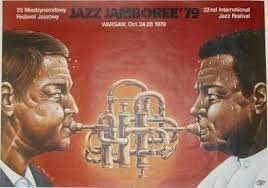 old jazz posters