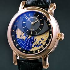patek world time