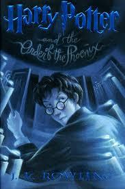 harry potter 5 books
