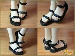 pretty feet sandals