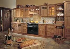 kitchens oak