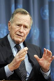 george h w bush quotes