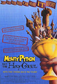 monty python holy grail movie