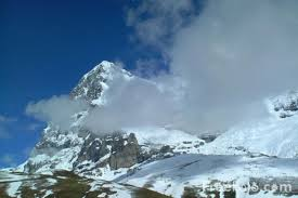 jungfrau mountains