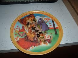 mcdonalds plate
