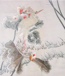 silk embroidery pictures
