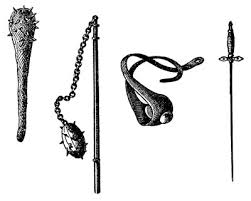 medieval weapons pics