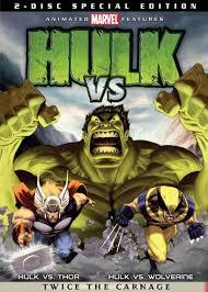 hulk vs wolverine dvd