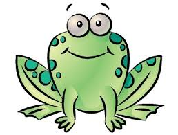 images of cartoon frogs