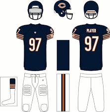 bears uniform