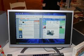 biggest lcd monitor